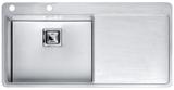 Кухонная мойка из нержавейки Reginox Nevada 50 L LUX
