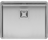 Кухонная мойка из нержавейки Reginox Texas 50x40 L Medium LUX