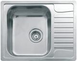 Кухонная мойка из нержавейки Reginox Admiral R 40 LUX