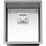 Мойка для кухни Rodi Box Lux 34 under квадратный слив