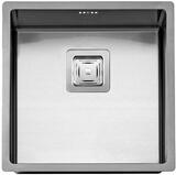 Мойка для кухни Rodi Box Lux 40 under квадратный слив