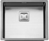 Мойка для кухни Rodi Box Lux 50 under квадратный слив
