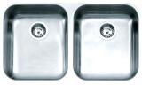 Кухонная мойка из нержавейки Alveus Duo 30