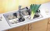 Кухонная мойка из нержавейки Alveus Elegant 40