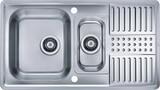 Мойка Alveus Pixel 40 для кухни