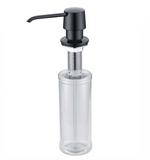 Дозатор жидкого мыла ZorG INOX ZR-20 BLACK