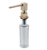 Дозатор жидкого мыла ZorG INOX ZR-22 BR