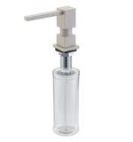 Дозатор жидкого мыла ZorG INOX ZR-22 ПЕСОЧНЫЙ