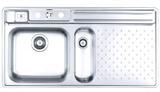 Мойка Alveus Vision 30 LR для кухни
