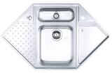 Мойка Alveus Vision 40 (угловая) для кухни