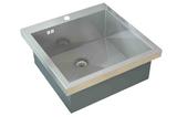 Кухонная мойка ZorG INOX HR-5151HR