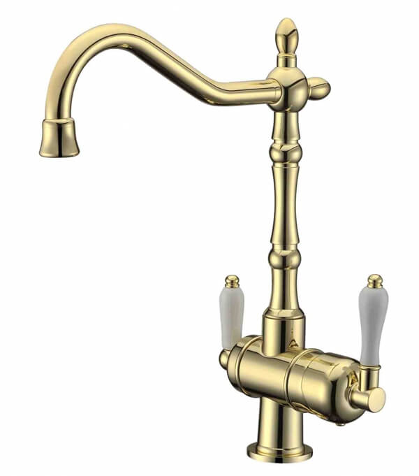 Комбинированный смеситель ZorG Sanitary ZR 326 YF BR LIGHT CLEAN WATER