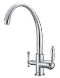 Комбинированный смеситель ZorG Sanitary ZR 330 YF-33 CLEAN WATER