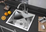 Кухонная мойка ZorG INOX ZX-5451