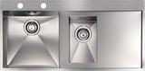 Кухонная мойка из нержавейки Reginox Ontario L 1.5