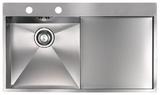 Кухонная мойка из нержавейки Reginox Ontario L 10