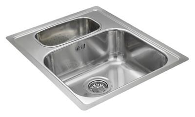 Кухонная мойка из нержавейки Reginox Admiral 60 R LUX