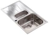 Кухонная мойка из нержавейки Reginox Diplomat 1.5 LUX