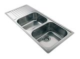 Кухонная мойка из нержавейки Reginox Diplomat 30 LUX