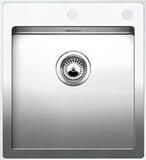 Кухонная мойка из нержавейки Blanco CLARON 400-IF/A