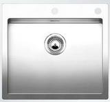Кухонная мойка из нержавейки BLANCO CLARON 500-IF/A