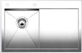 Кухонная мойка из нержавейки Blanco ZEROX 4S-IF