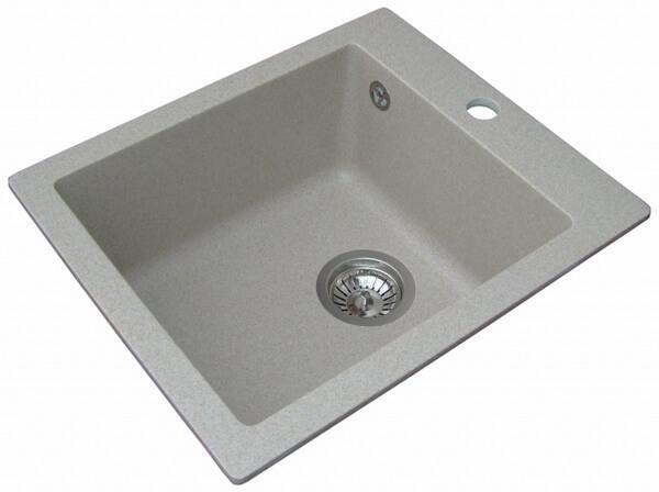 Гранитная мойка для кухни AquaSanita Simplex SQS100