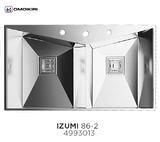 Кухонная мойка OMOIKIRI Izumi 86-2