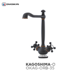 Смеситель для кухни OMOIKIRI Kagoshima-O OKAG-ORB-35