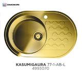 Кухонная мойка OMOIKIRI Kasumigaura 77-AB