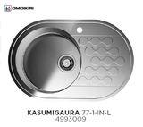 Кухонная мойка OMOIKIRI Kasumigaura OKA-77-1