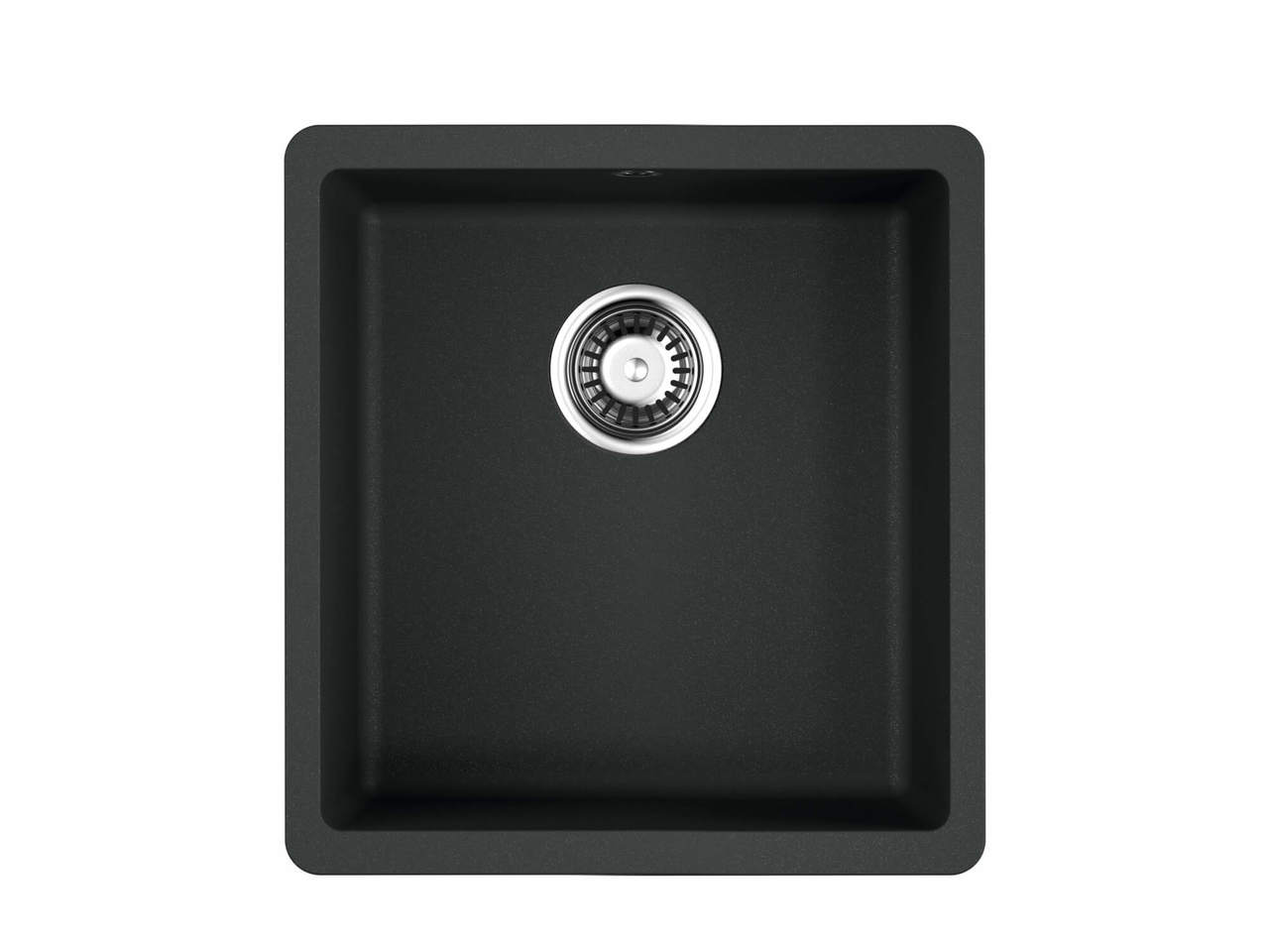 Кухонная мойка Omoikiri Kata 40-U-BL черный
