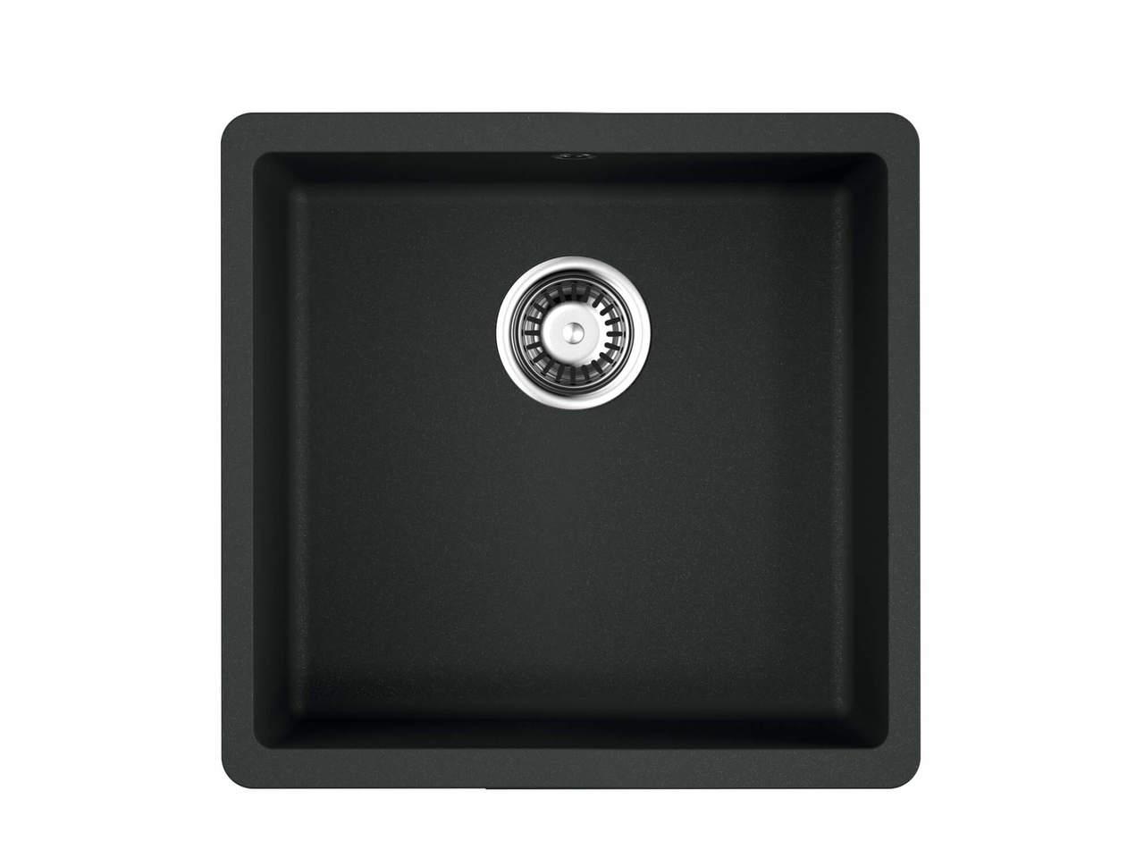 Кухонная мойка Omoikiri Kata 44-U-BL черный