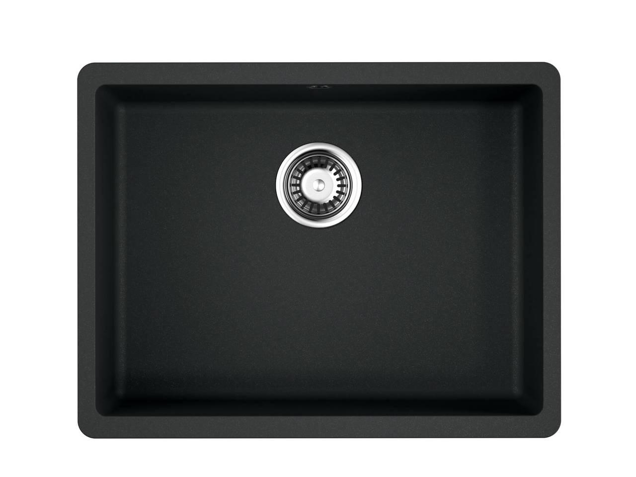 Кухонная мойка Omoikiri Kata 54-U-BL черный