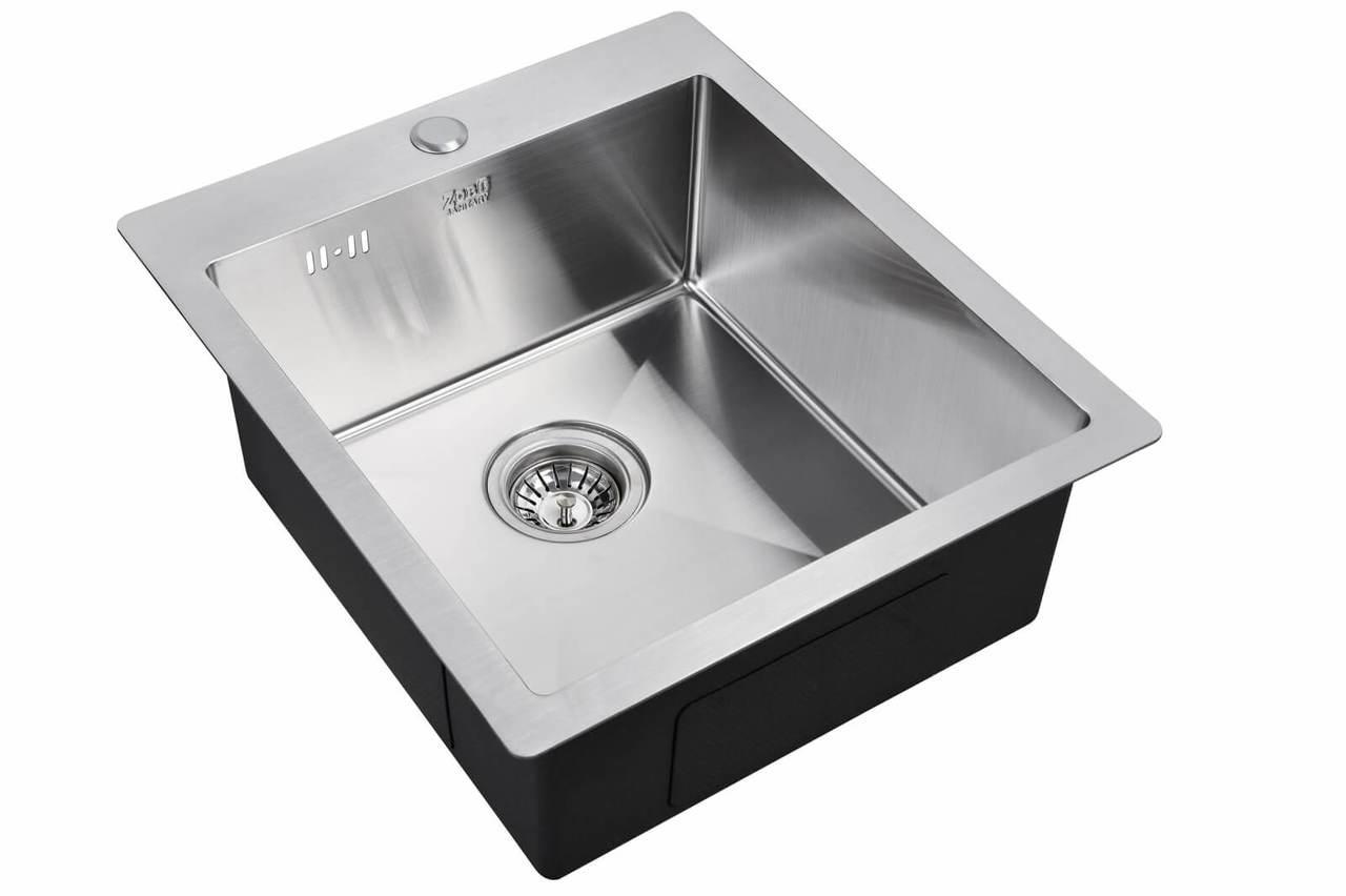 Кухонная мойка Zorg Inox R 4551