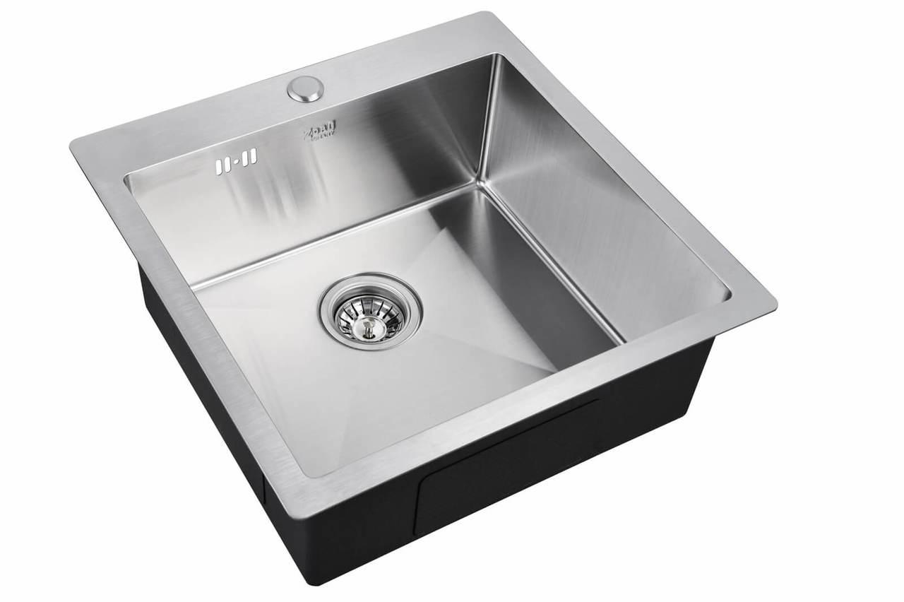 Кухонная мойка Zorg Inox R 5151