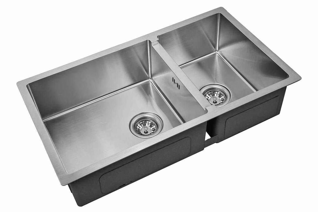 Кухонная мойка Zorg Inox R 78-2-44