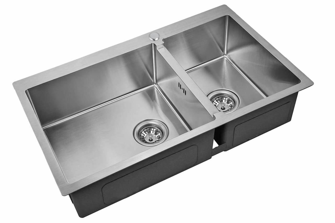 Кухонная мойка Zorg Inox R 78-2-51-L