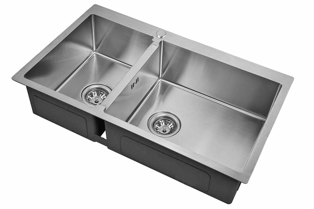 Кухонная мойка Zorg Inox R 78-2-51-R