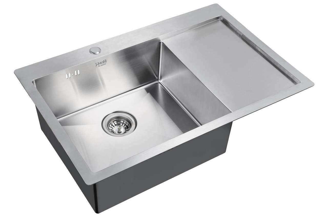 Кухонная мойка Zorg Inox R 7851-L