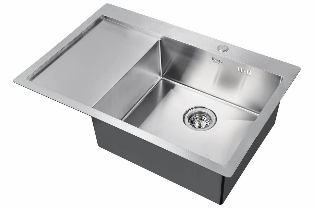 Кухонная мойка Zorg Inox R 7851-R