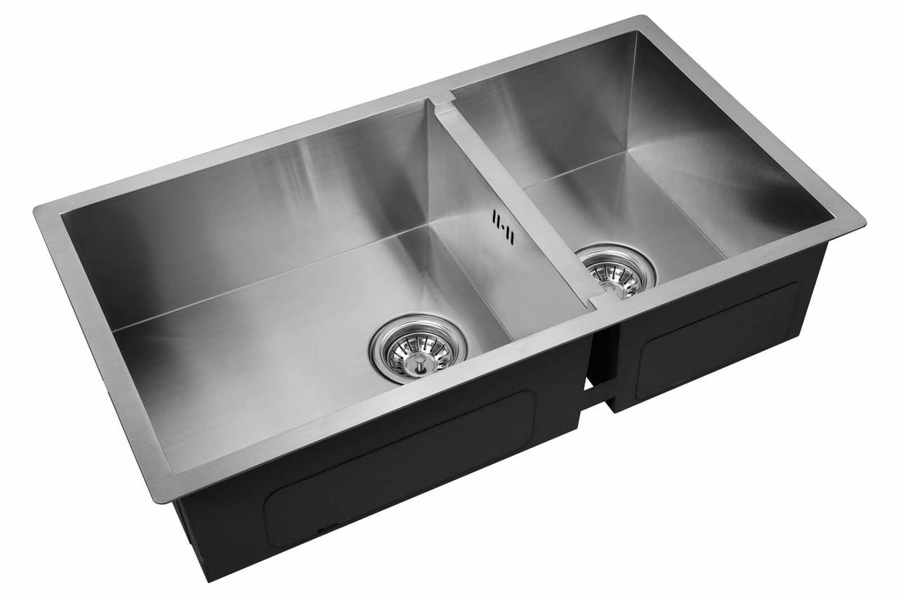 Кухонная мойка Zorg Inox X-78-2-44