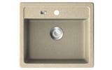 Кухонная мойка ZorG GraniT GALLA GZR-5750 Песочный