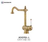 Смеситель для кухни OMOIKIRI Kyoto-A OKY-AB-35