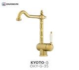 Смеситель для кухни OMOIKIRI Kyoto-G OKY-G-35