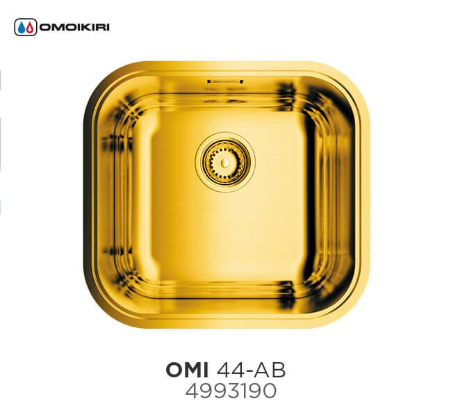 Мойка Omoikiri Omi 44-AB