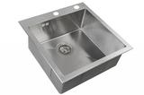 Кухонная мойка ZorG Sanitary INOX RX-5151