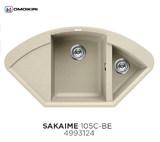 Кухонная мойка OMOIKIRI Sakaime 105C Ваниль