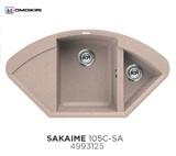 Кухонная мойка OMOIKIRI Sakaime 105C Бежевая