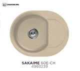 Кухонная мойка OMOIKIRI Sakaime 60E Шампань